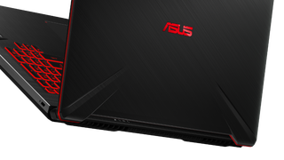 Bilde av PC-en Asus TUF Gaming FX705.