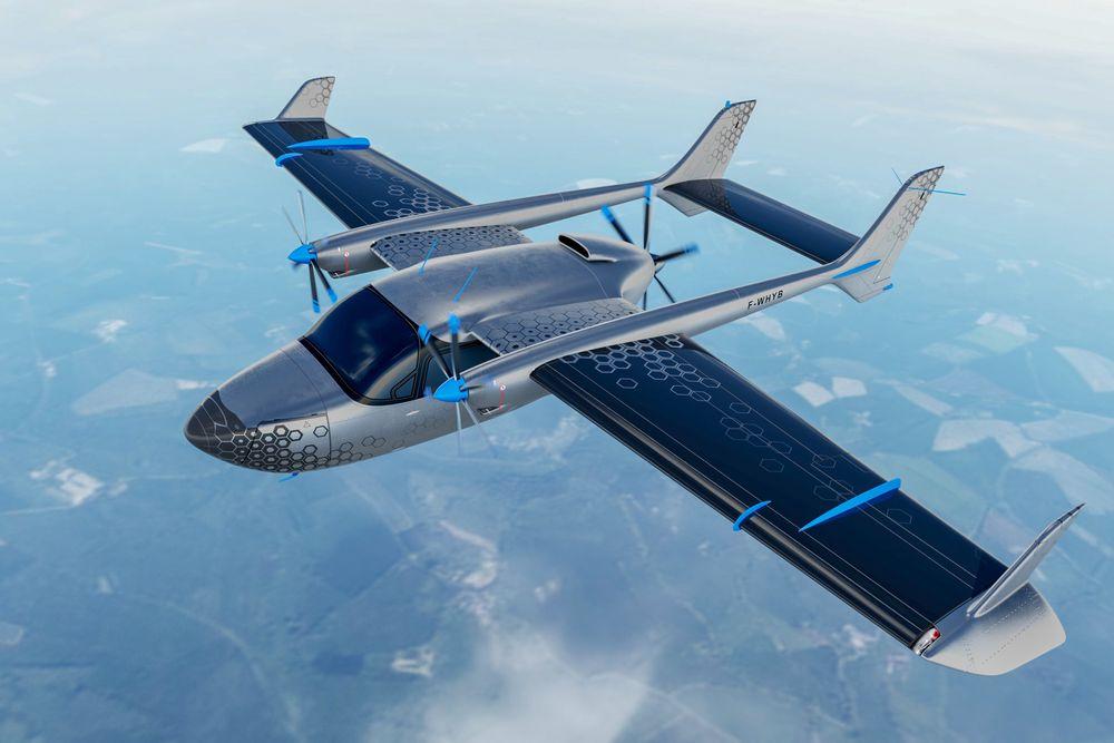 Vi tipper det ikke er så mye jern i det lette flyet, men Iron Bird er navnet på VoltAeros integrasjonsplattform som settes sammen i fabrikken Aérodrome de Royan-Médis i Frankrike.