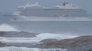 Viking Sky-los reagerer på spekulasjonene om seilingen