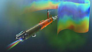 LAUV - undervannsdrone/autonom undervannsfartøy.