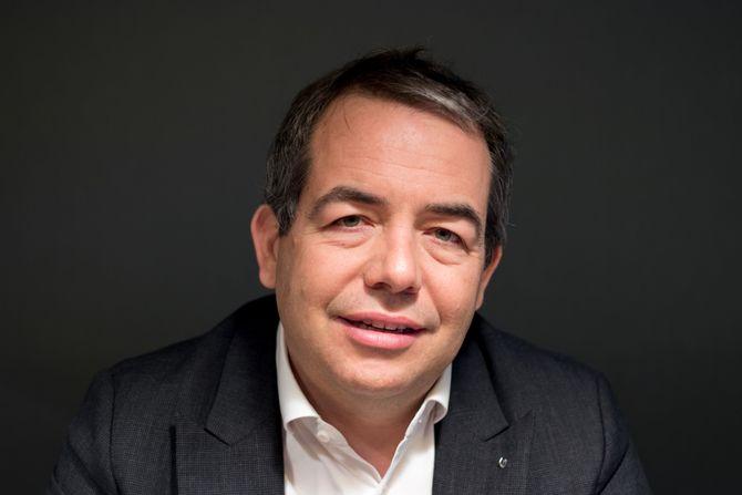 Eric Feunteun, programdirektør elektrisk mobilitet i Renault.