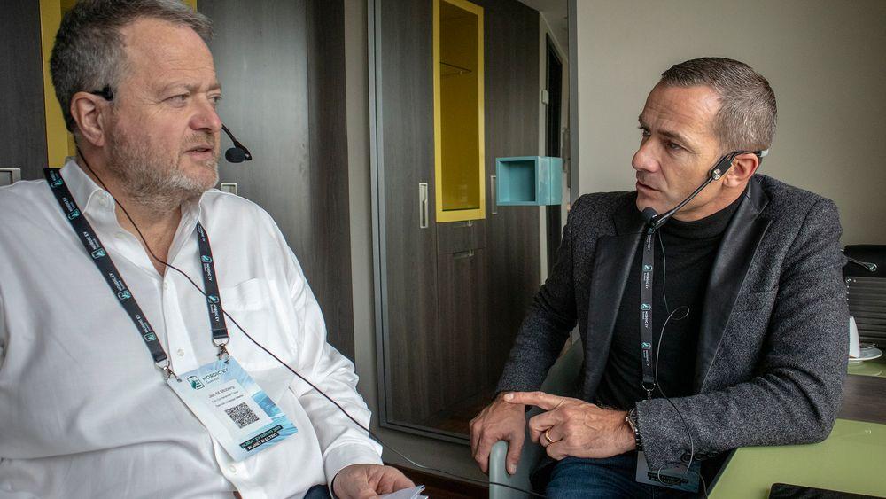 GJEST: Henrik Wenders i Byton, her i podcast-samtale med Jan Moberg.
