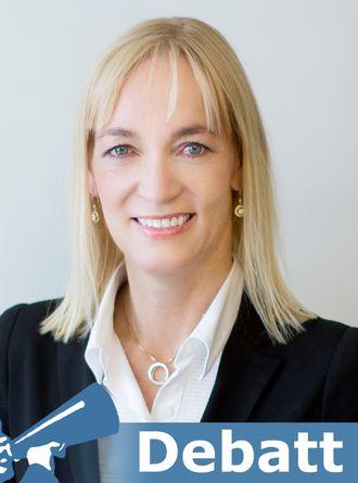 Anne-Sofie Risåsen, direktør for konsulenttjenester i IBM Norge.
