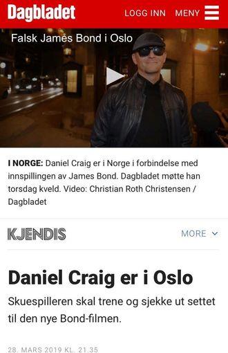 Skjermdump fra Dagbladets sak.
