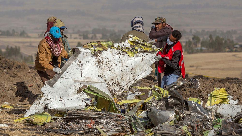 Den foreløpige rapporten etter flystyrten i Etiopia 10. mars viser ifølge anonyme kilder at det var anti-steile-systemet som var årsaken.