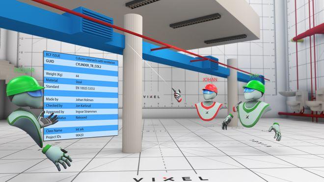 Vixel Vrex VR 3D bim fullformat programvare