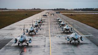 I dag markerer de slutten for F-16 på Ørland