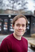 Nicholas Bergh, journalist i Aftenposten
