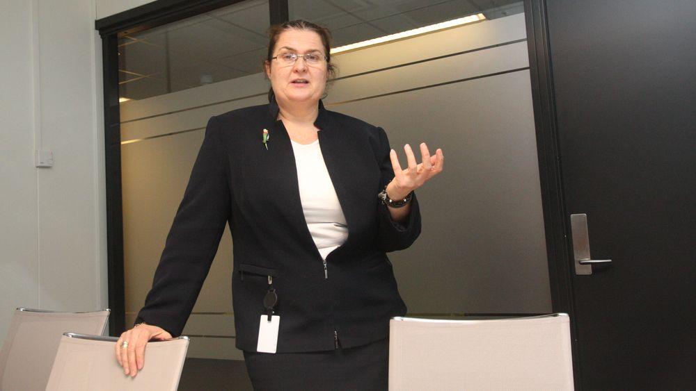 Advokat Liv Monica Stubholt er styreleder i Varanger Kraft.
