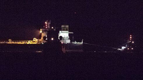 Sola TS og fregatt rekonstruerte seilasene før Helge Ingstad-ulykken: Hadde god klaring