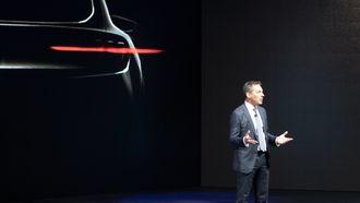 Steven Armstrong, leder for Ford i Europa, forteller om den kommende SUV-en.