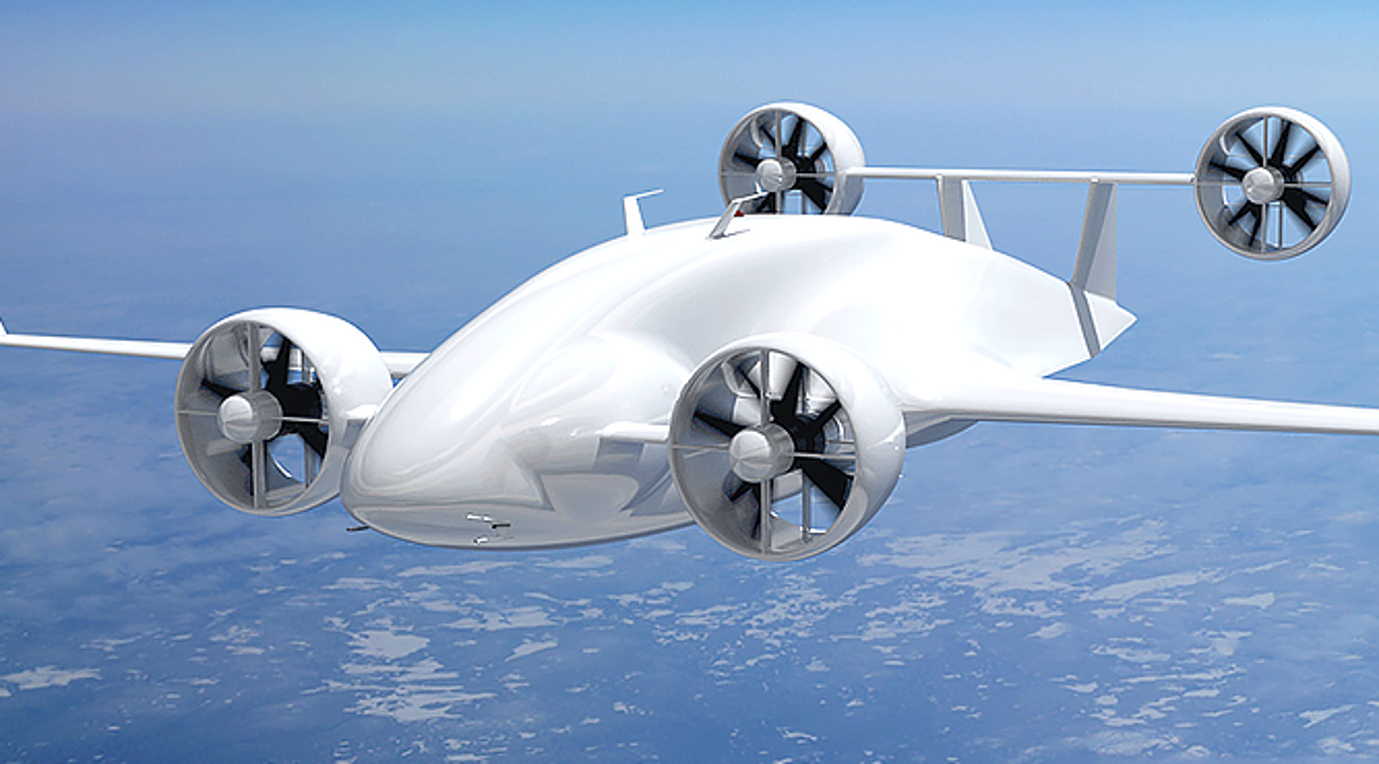 Sabrewings transportdrone skal kunne løfte tungt, fly høyt og fort, og styre unna hindringer på egenhånd.