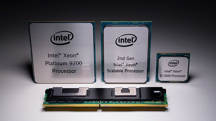Intel Xeon Scalable.