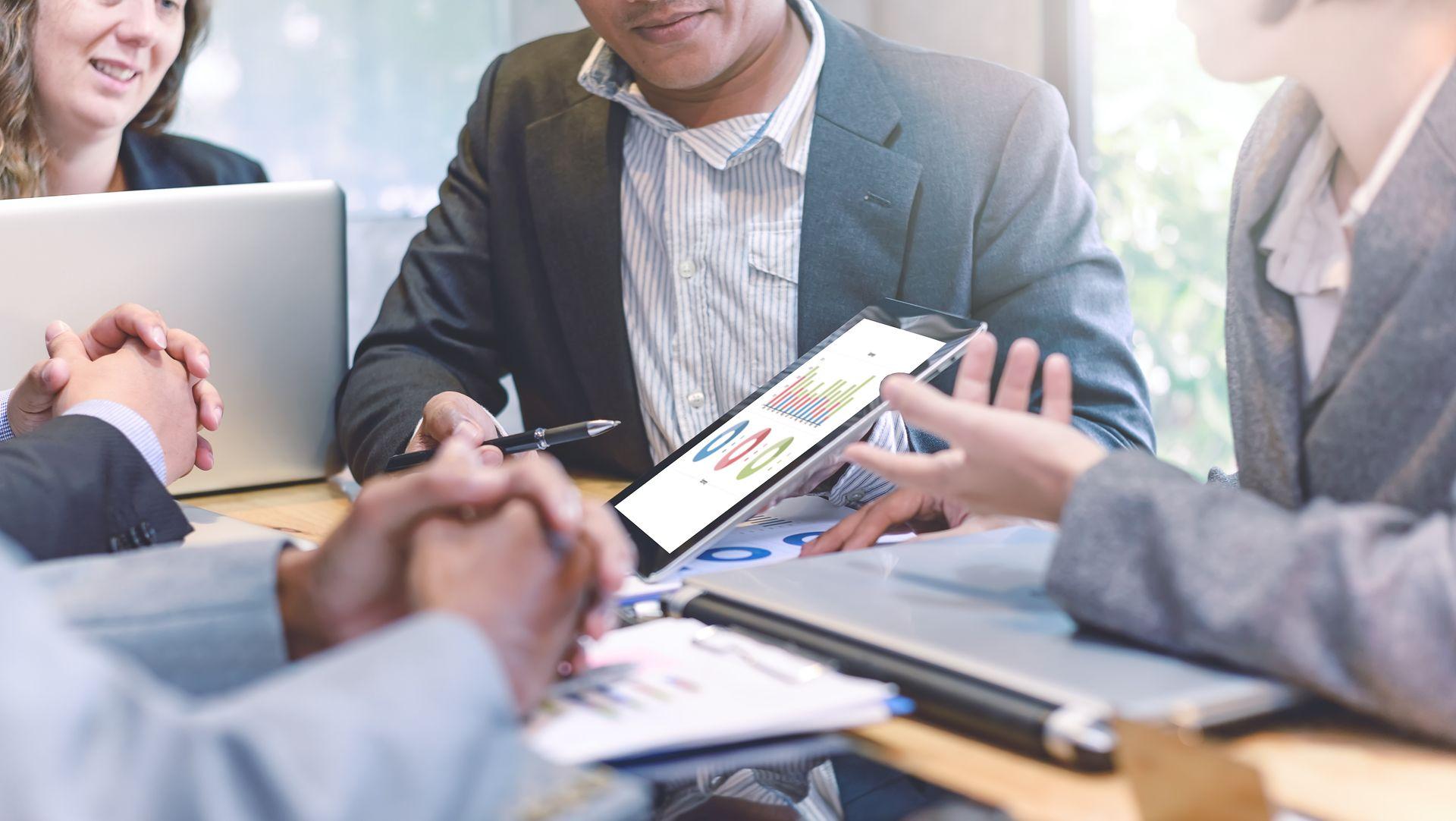 ANNONSE: En moderne arbeidsplass trenger ordentlig teamarbeid
