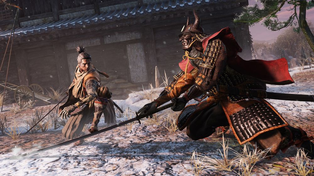 Bilderesultat for Sekiro