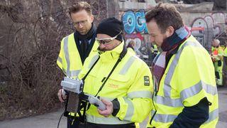 Bane Nor vil bruke droner for å finne feil på jernbanenettet