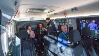 Hver passasjer skal kunne styre temperatur og setevarme individuelt.