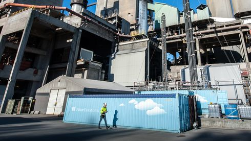 Norsk teknologi skal rense utslipp fra det svenske raffineriet: – Et godt utgangspunkt for CO2-fangst