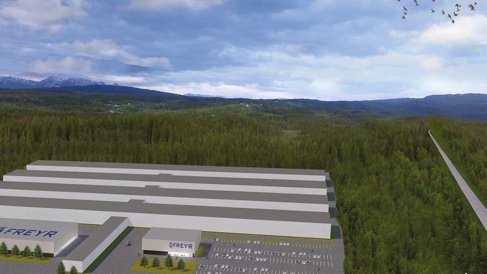 Få bygninger i verden er større enn såkalte gigafabrikker for litiumionebatterier. Nå kan Norge få en i Mo i Rana.