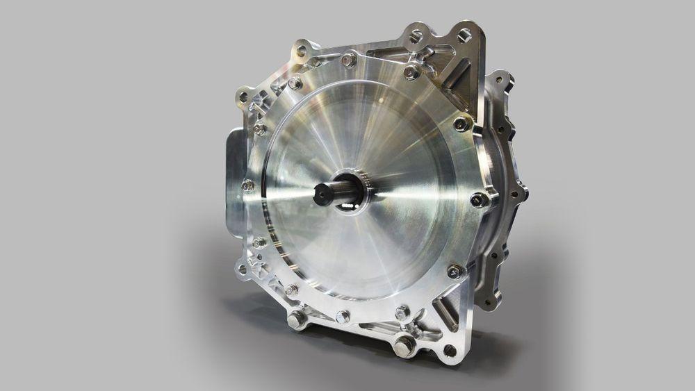 Japanske Nidec har presentert en lettere, mer kompakt og kraftigere versjon av hjulplassert elmotor.