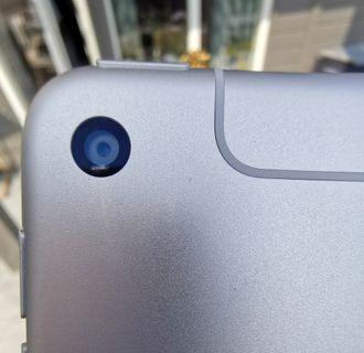 iPad mini, kamera på baksiden