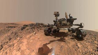 «Noe» produserer metan-gass på Mars. En av teoriene er at det er liv under bakken