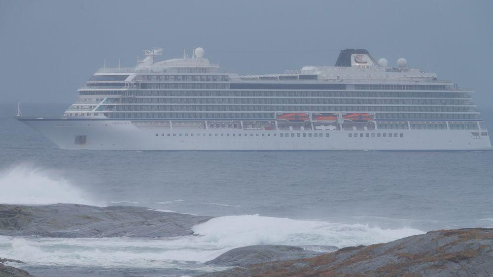 Det kunne gått veldig galt for Viking Sky i Hustadvika. En utstyrsleverandør med erfaring fra shipping og offshore mener cruiseskip bør pålegges å ha nødslepeutstyr.