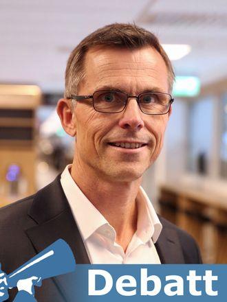 Christian Lorck, norgessjef i Dell EMC.