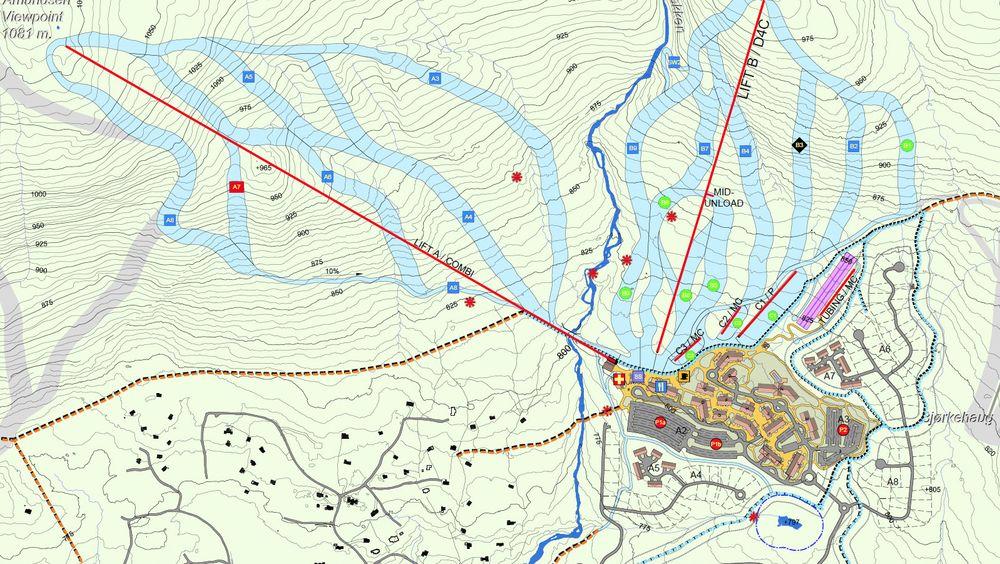 Dedepartementet mener utbyggingen vil skape ny økonomisk aktivitet for Eidfjord kommune.