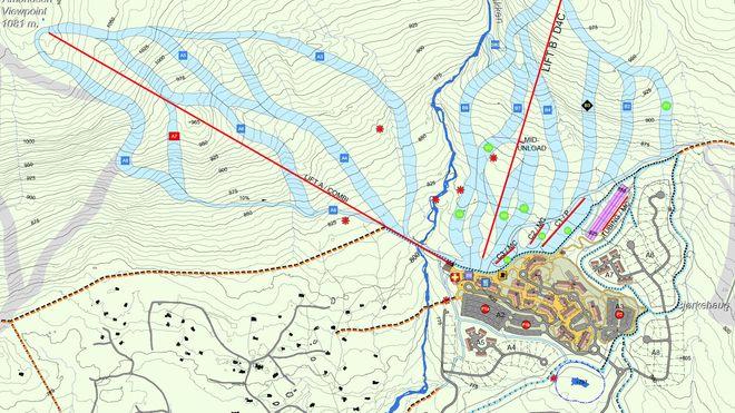 Tillater bygging av alpinlandsby i villreinområde ved Hardangervidda