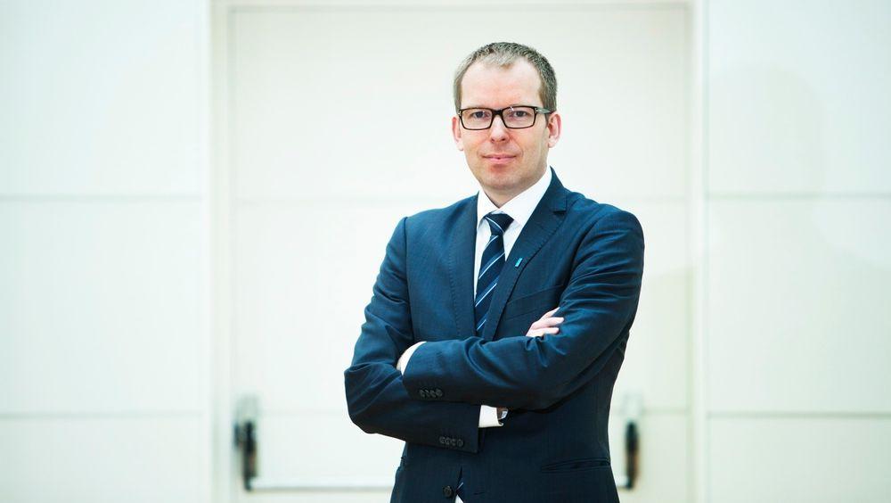 Håkon Haugli blir ny administrerende direktør for Innovasjon Norge. Han går fra stillingen som administrerende direktør i Abelia, NHOs forening for kunnskaps- og teknologibedrifter. Her er han fotografert i 2012.