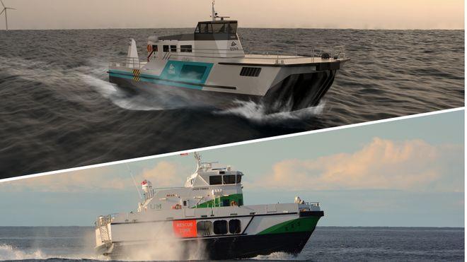 Verftet hevdet at skipsingeniørene hadde kopiert båten deres. Nå er de frikjent