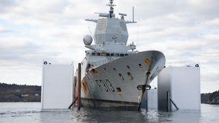 Forsvarskomitéen krever ekstern granskning av fregattbergingen