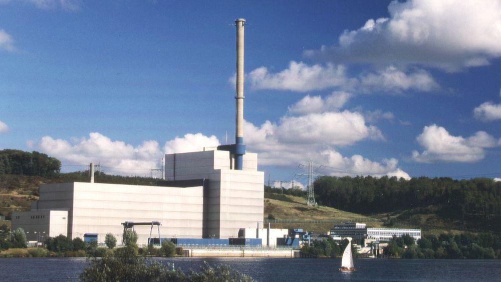 Kjernekraftverket Krümmel i Schleswig-Holstein, Tyskland. Tyskland er eksempel på et kraftsystem med stor ubalanse i produksjonskapasitet mellom variabel og regulerbar kraft, skriver artikkelforfatterne. Arkivfoto: Vattenfall