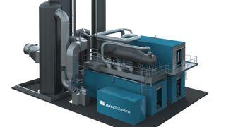 Gjennombrudd for Aker Solutions standardiserte fangstanlegg: Skal fange CO2 fra avfallsforbrenning i Nederland