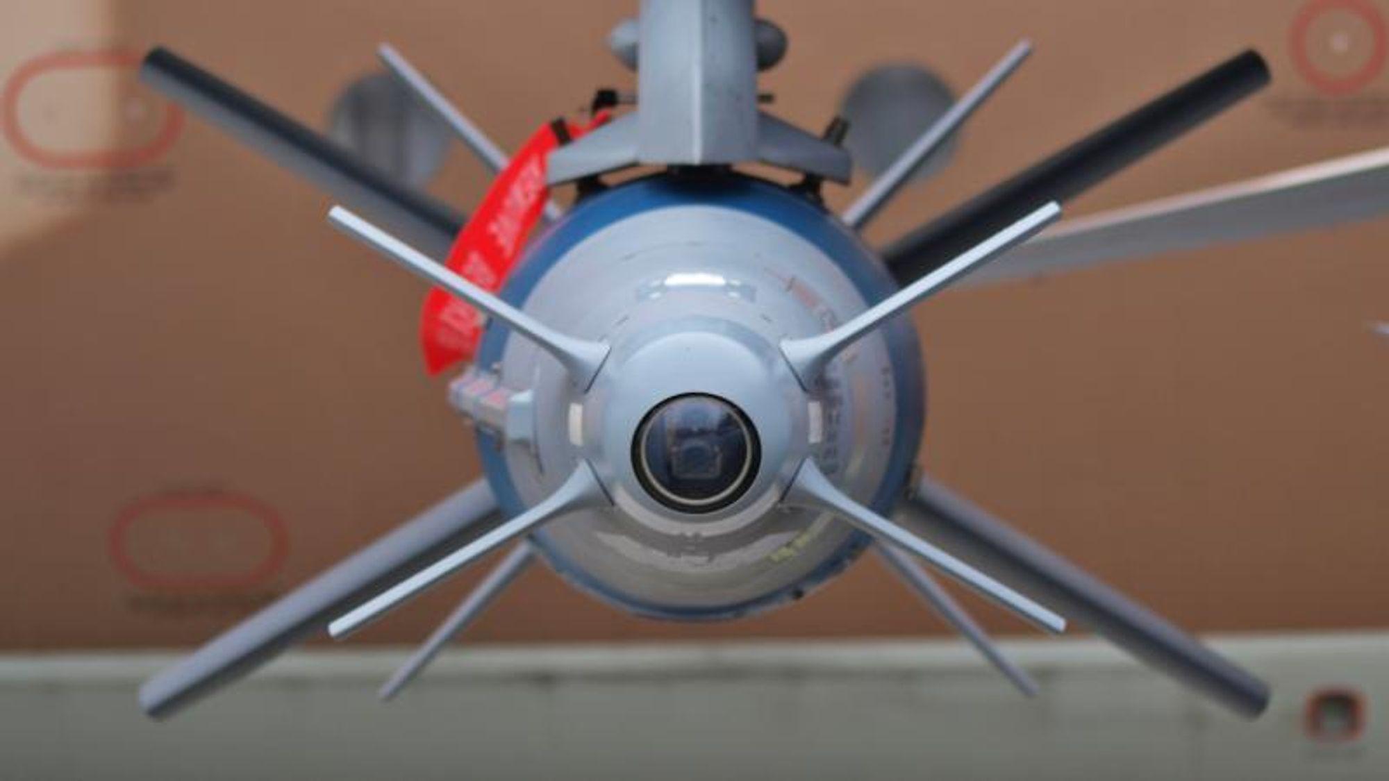 Feil GPS-programmering av Spice 2000-systemet kan ha ført indiske raketter på villspor.