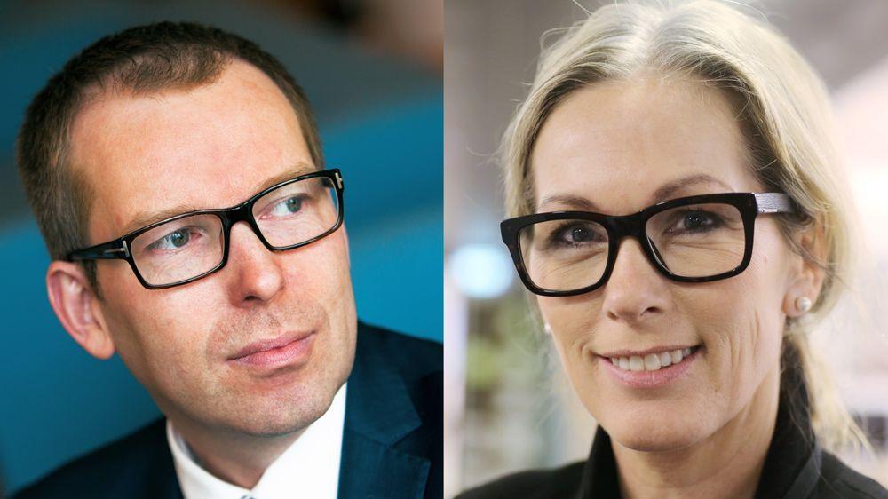 Håkon Haugli overtar som ny sjef for Innovasjon Norge etter Anita Krohn Traaseth. Arkivfoto: Heidi Widerøe og Peder Qvale