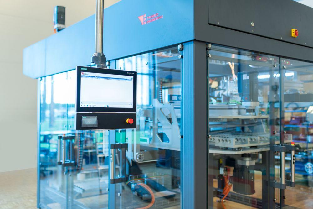 Verdens raskeste pakkemaskin er levert av Tronrud Engineering, som er en av tre finalister til kåringen av Norges smarteste industribedrift 2019.