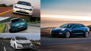 Model 3 konkurrerer mot billigere elbiler enn tidligere.