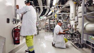 Finsk kjempe-atomreaktor er snart ferdig: –Et varsku til bransjen