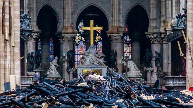 Mangel på kvalifiserte fagfolk kan forsinke gjenoppbyggingen av Notre-Dame