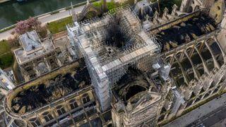 Snøhetta vurderer å tegne nytt spir til Notre-Dame