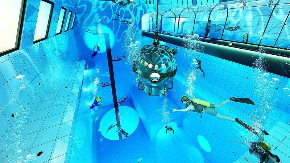 Planen er at Deepspot skal være åpent non-stop, altså 24 timer i døgnet, året rundt, og kan besøkes av alle. Men man forventer at særlig apparatdykkere og fridykkere kommer til å bruke stedet som treningsfasilitet.