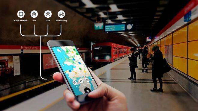 Transport-app får finske brukere til å la bilen stå