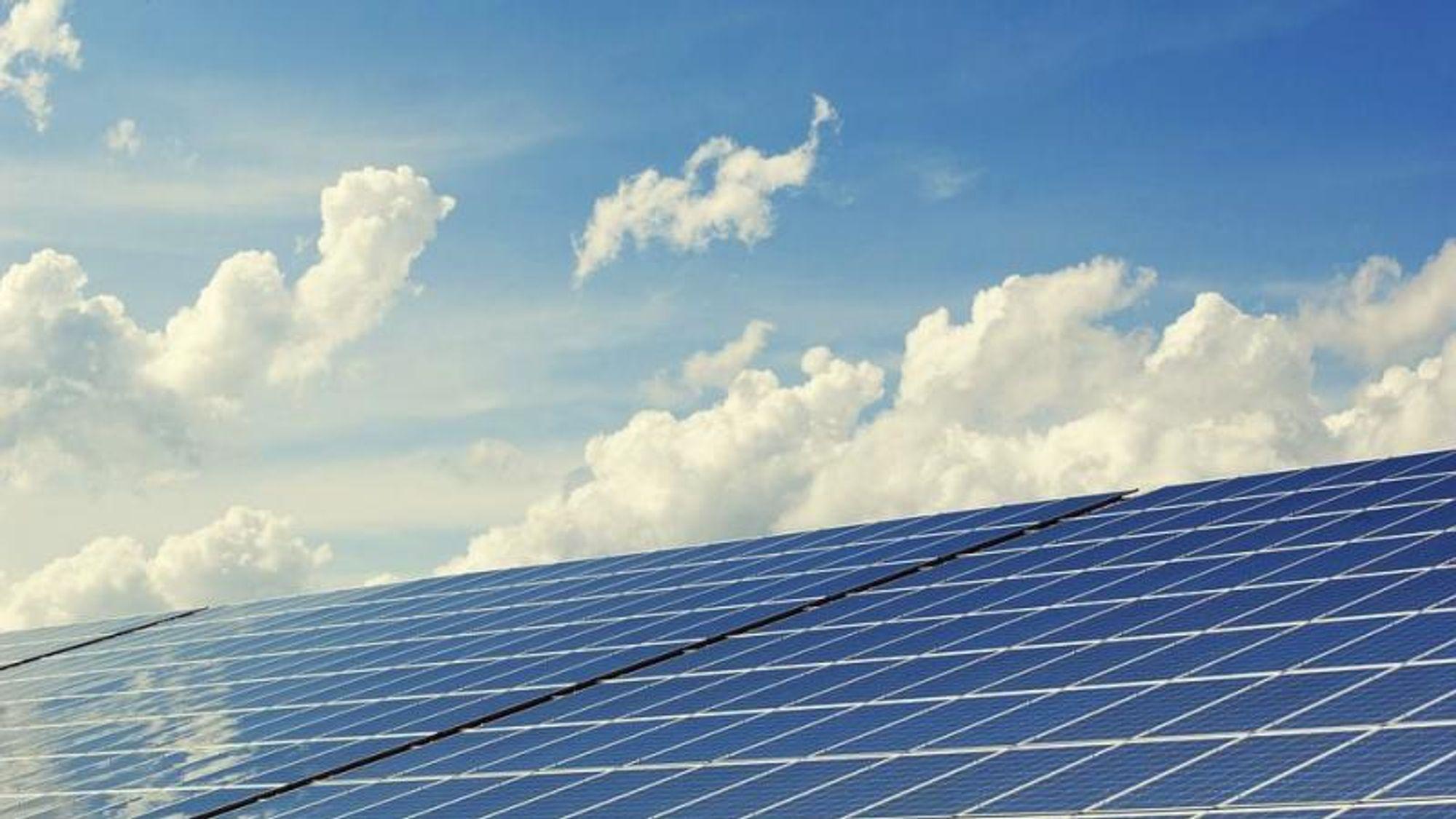 Apple sier at sol- og vindkraft vil være nok til å forsyne datasentrene deres i Danmark med strøm i minst fem år til.