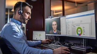 Flystreik og «flyskam» gir muligheter for videokonferanser