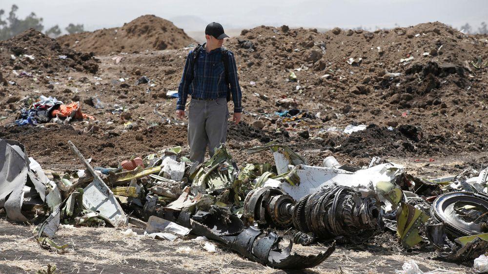 Siden oktober har i alt 346 mennesker mistet livet i to 737 MAX 8-ulykker. Over hele verden ble modellen satt på bakken av luftfartsmyndigheter.