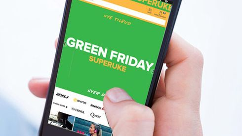 Green Friday har blitt like stort som Singles' Day