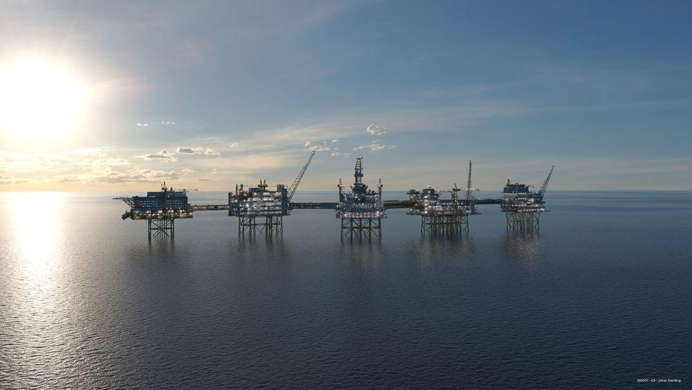 Stortinget har godkjent utbyggingsplanen for andre fase av gigantfeltet Johan Sverdrup. Totalt inneholder det omkring 2,7 milliarder fat utvinnbar olje.