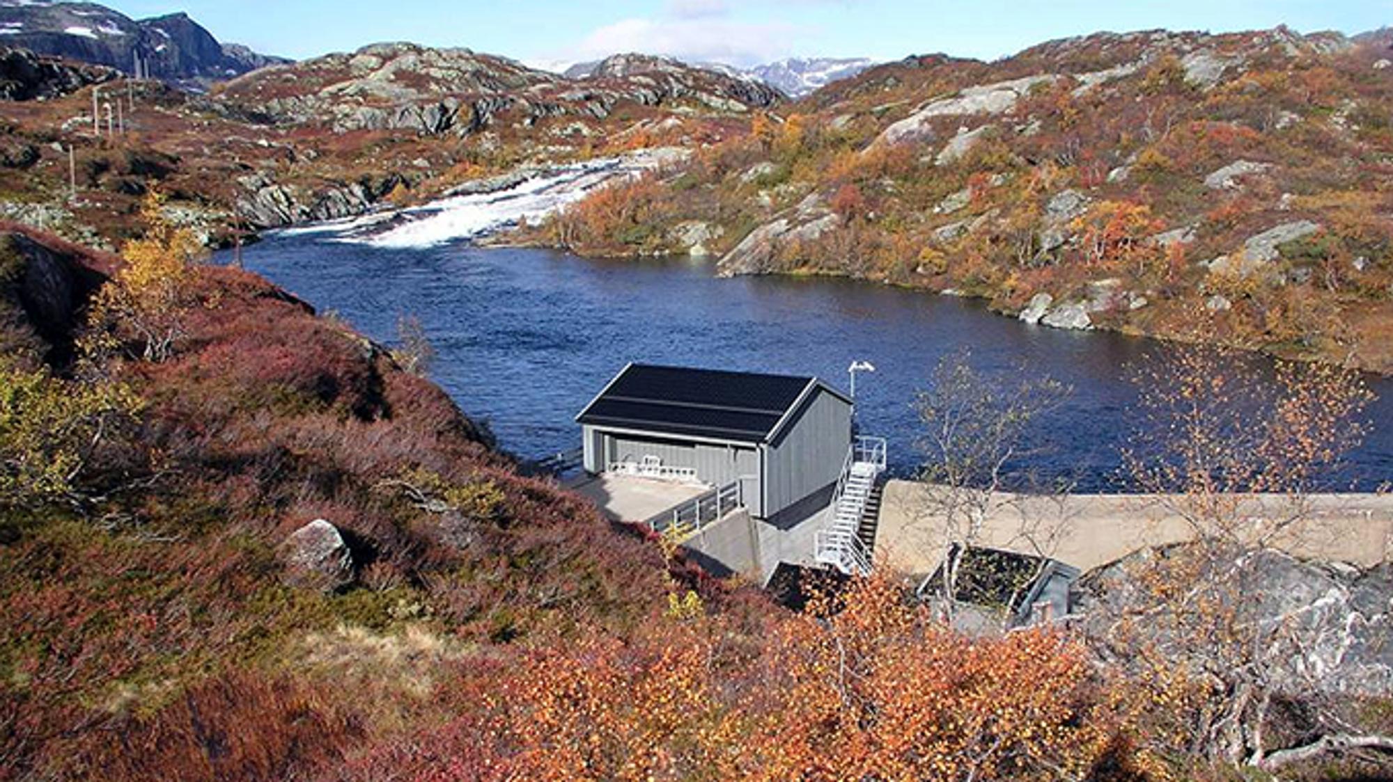 AF Gruppen skal bygge kraftverk ved Kjelavatn i Vinje kommune i Telemark.